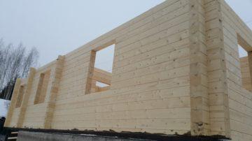 Независимая экспертиза деревянного дома в процессе строительства СНТ «Знар»