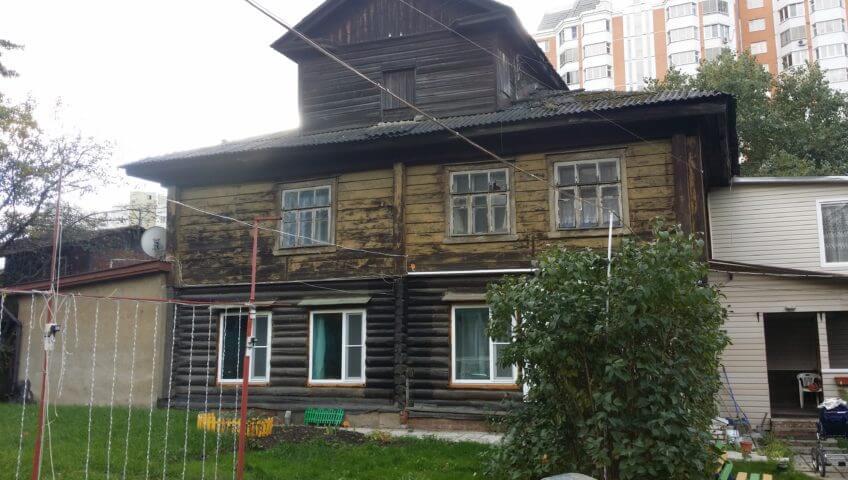 Выдел доли собственности в натуре в Москве, 1-й Люберецкий проезд