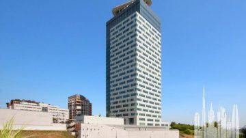 Георадарное обследование здания в Москве, Рублевское шоссе, 28